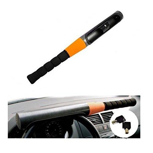 Bloque Volant Baseball pour volant pour voiture antivol universel avec serrure clés pour dacia