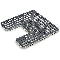 2-Piece Joseph Joseph SinkSaver Adjustable Sink Protector Mat Set