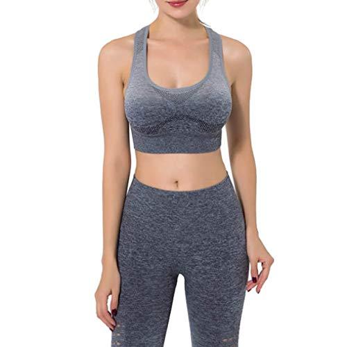 2 Pcs Yoga Set Sports Wear for Women Gym Clothing Leggings Sport Bra Workout Suit Exercise Clothes Woman