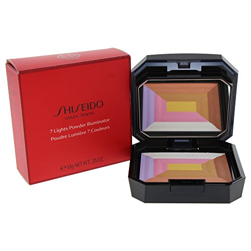 Shiseido - Polvos iluminadores 7 lights