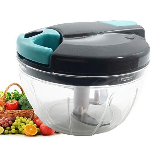 Mini Manual Food Processors & Ch...