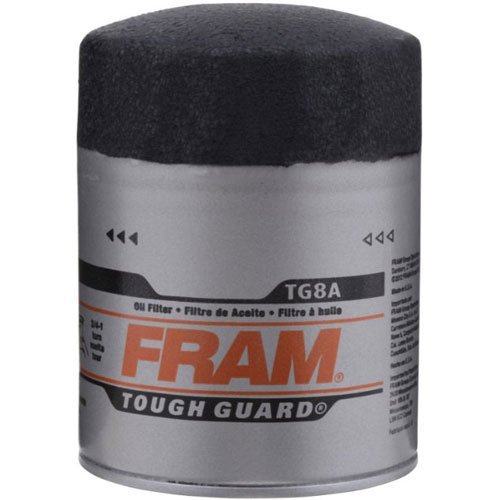 FRAM Tough Guard TG8A-1, 15K Mile Change Interval Oil Filter