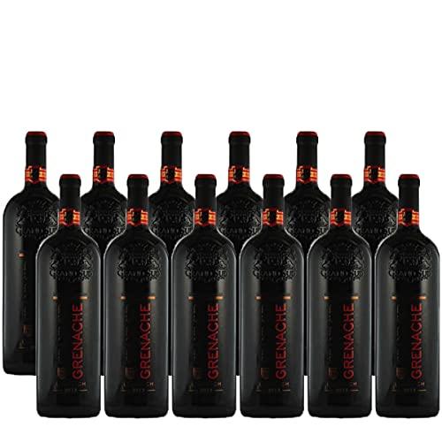 Rotwein Frankreich Grenache Grand Sud lieblich (12x1,0l)
