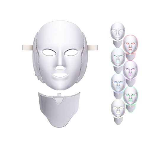 Liarty 7 Colors LED Mask Face