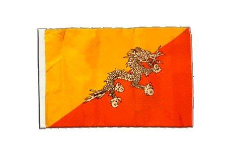 Flaggenfritze® Flagge Bhutan - 30 x 45 cm