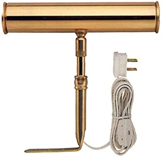 Atron Picture Light 7'' Inch Brass for Painting Display Wall, W/ T6 Bulb_PCT7