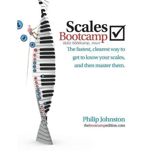 Scales Bootcamp The Fastest Clearest Way To Get To Know Your