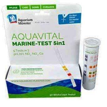 Aquavital Marine di Test 5in1Strisce reattive