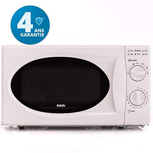 Four à micro-ondes 20MWS-715M/W de BBK 700W 20l