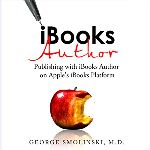 iBooks Author audiobook cover art