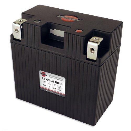 SHORAI LFX バッテリー LFX21L6-BS12