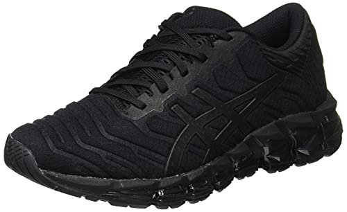 ASICS Gel-Quantum 360 5 GS, Running Shoe, Black/Black, 37 EU