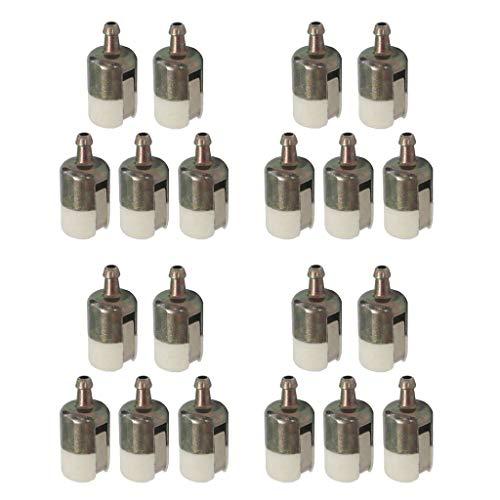 Amuzocity Filtro de Combustible 125-527 125-527-1 610-093 Giratorio 38-9024