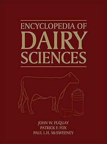 Encyclopedia of Dairy Sciences (English Edition)