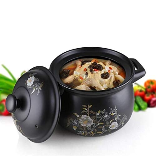JJLL Cocina Coreana Estufa Utensilios de Cocina de cerámica