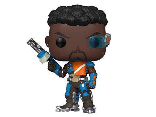Funko- Pop Games: Overwatch - Baptiste Collectible Figure, Multicolor (44519)