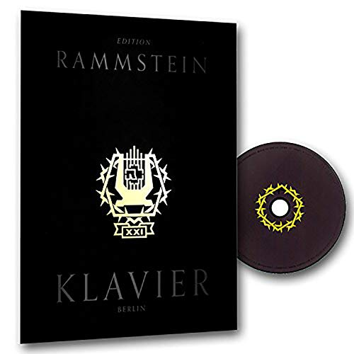 KLAVIER - arrangiert für Gesang und andere Besetzung - Klavier [Noten/Sheetmusic] Komponist : RAMMSTEIN