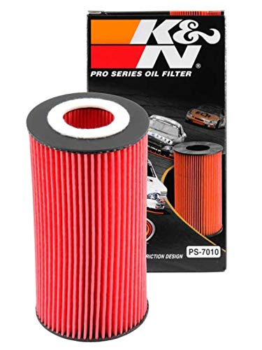 K&N Premium Oil Filter: Designed to Protect your Engine: Fits Select AUDI/FORD/VOLVO/VOLKSWAGEN Vehicle Models (See Product Description for Full List of Compatible Vehicles), PS-7010