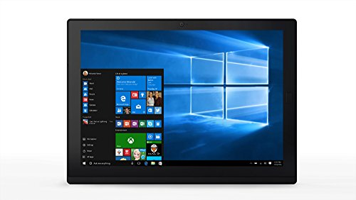 Lenovo ThinkPad X1 tablet Intel Core i7 di settima generazione i7-7Y75 512 GB 4G Nero
