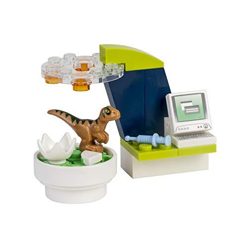 LEGO Jurassic World: Create a Dinosaur Labratory