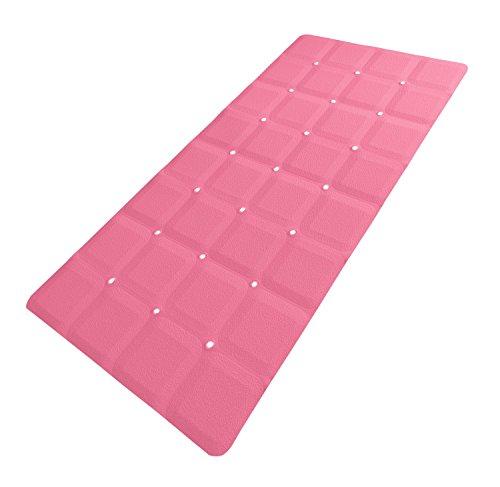 Sultan's Linens Foldable Non Slip Rubber Bath Mat