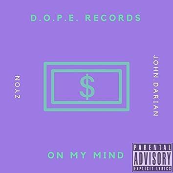 On My Mind (feat. John.Darian)