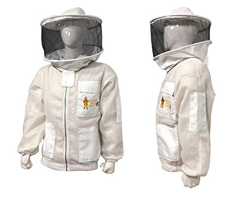 ventilated beekeeper suit - 4