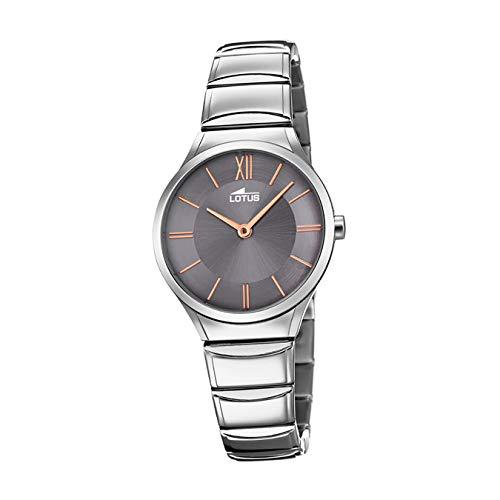 Lotus Minimalist 18488/2 Reloj de Pulsera para mujeres Momento Estelar de Diseño