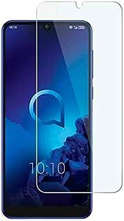 TK# - واقيات شاشة الهاتف - لحماية شاشة Alcatel 3X 2020 زجاج مقوى 9H لفيلم هاتف alcatel 3X 2020 (لهاتف Alcatel 3X 2020)