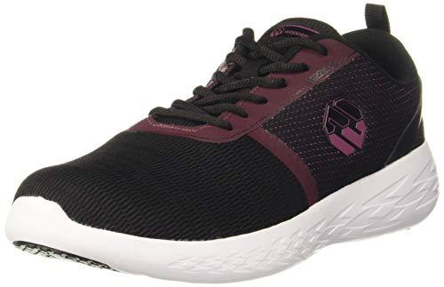 Woodland Men's Running Shoe-10 UK (44 EU) (11 US) (SGC 3276919_Black/Wine)