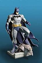 BATMAN HUSH Mini STATUE Figurine by JIM LEE (Blue & Gray - 1st Edition) by DC Direct