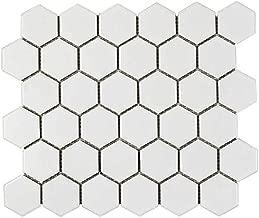 1 Carton/10 SQFT | White 2