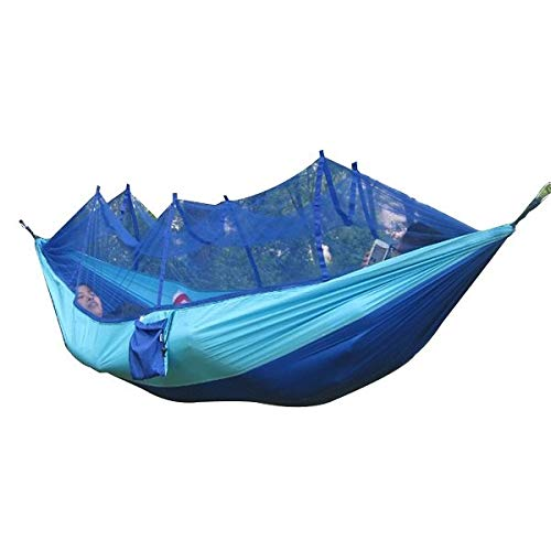 Moustiquaire ultralégère pour extérieur, chasse, camping, voyage - Pour 2 personnes