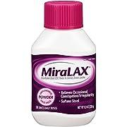 MiraLAX laxative powder, 8.3 Ounces, 14 doses