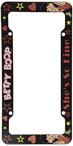 CHROMA 6000 Betty Boop Glitter Plastic Frame