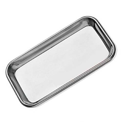 Bosky Kidney Tray Stainless Steel Large Size 10 Inch Basin Emesis Bowl Dental Surgical Instrument Utility
