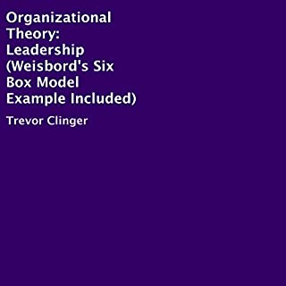 Organizational Theory: Leadership audiobook cover art