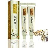 MKLK All-Natural Hemorrhoid-Relief Cream, Hemorrhoid Symptom Treatment Cream,Chinese Herbal Hemorrhoids Cream,Anal Cream (Two)