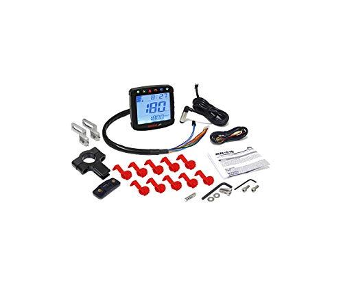 Compatible avec/Remplacement pour TABLEAU DE BORD COMPTEUR DIGITAL KOSO XR-S 01-441959
