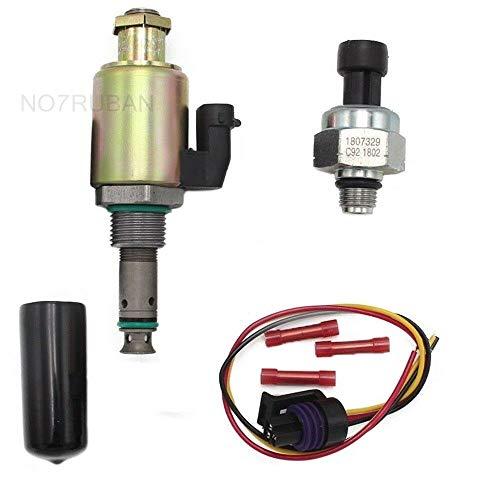 NO7RUBAN 7.3 IPR & ICP Fuel Injection Pressure Regulator Valve & Sensor Fits for 1997-2003 Ford F250 F350 F450 F550 Super Duty E350 E450 E550 Econoline Excursion