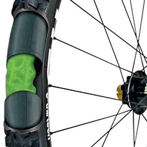 Slime 30077 Fahrradinnenrohr mit Schleim-Pannenschutzmittel, selbstdichtend, vorbeugend und reparierend, Schrader-Ventil, 50 / 60-584 mm (27,5 (650b) x 2,0-2,4))