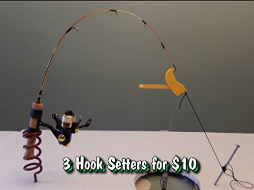 Quickset Automatic Hook Setter for Tight Line Fishing
