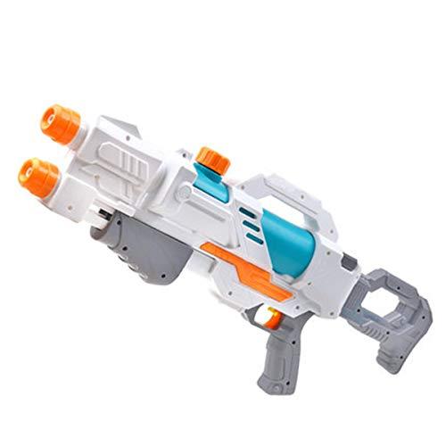 DLHXD Agua eléctrica con Gafas Pistolas de pulverización de Agua niños Juguete automático Pistola de pulverización de Agua Juguetes de Verano para niños para niños y niñas(B)