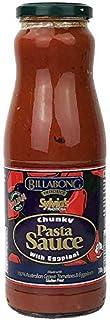 Billabong Produce Chunky Pasta Sauce with Eggplant 700g