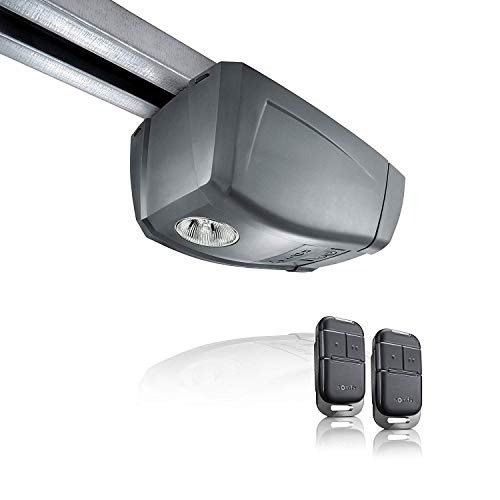 Somfy 2401440 - Motorisation pour Porte de Garage GDK 700 | Hauteur Maxi 2,35m | Largeur Maxi 3m | 2 Télécommandes Keypop | Pilotable à distance avec la box domotique TaHoma