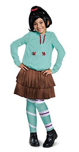 Disney Vanelope Wreck-It Ralph 2 Deluxe Girls' Costume