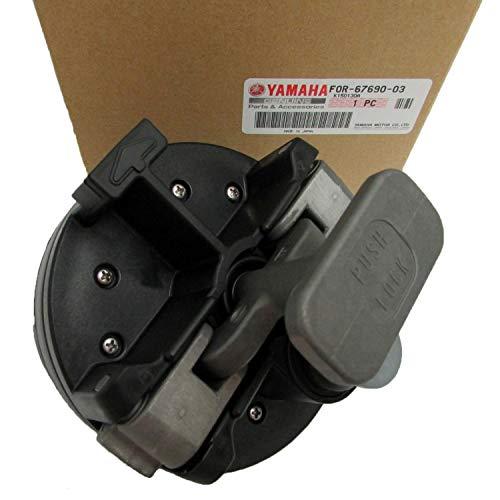 Yamaha F0R-67690-03-00; Manhole Cover Assy; F0R676900300