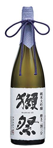 獺祭(だっさい) 純米大吟醸 磨き二割三分 1800ml
