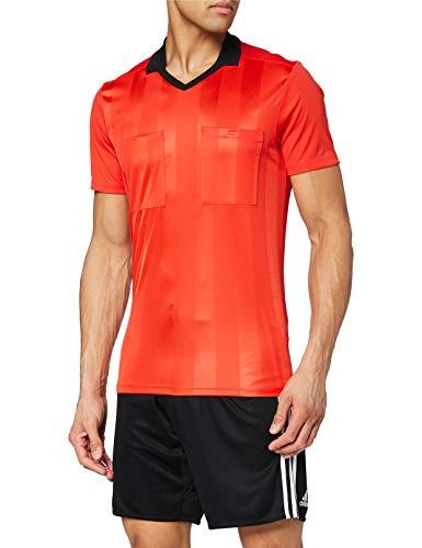 adidas Herren REF18 JSY T-Shirt, Bright red, M