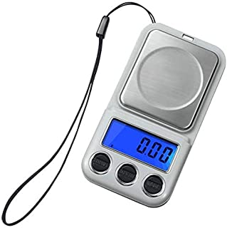 Corpus Jewelry Pocket Digital Scale High Precision Mini Scale 100G/100G 0.01G Digital Scale Car Key Weigher 100g/0.01g …